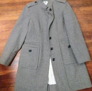 Worthington Ladies heavy Wool Coat Large